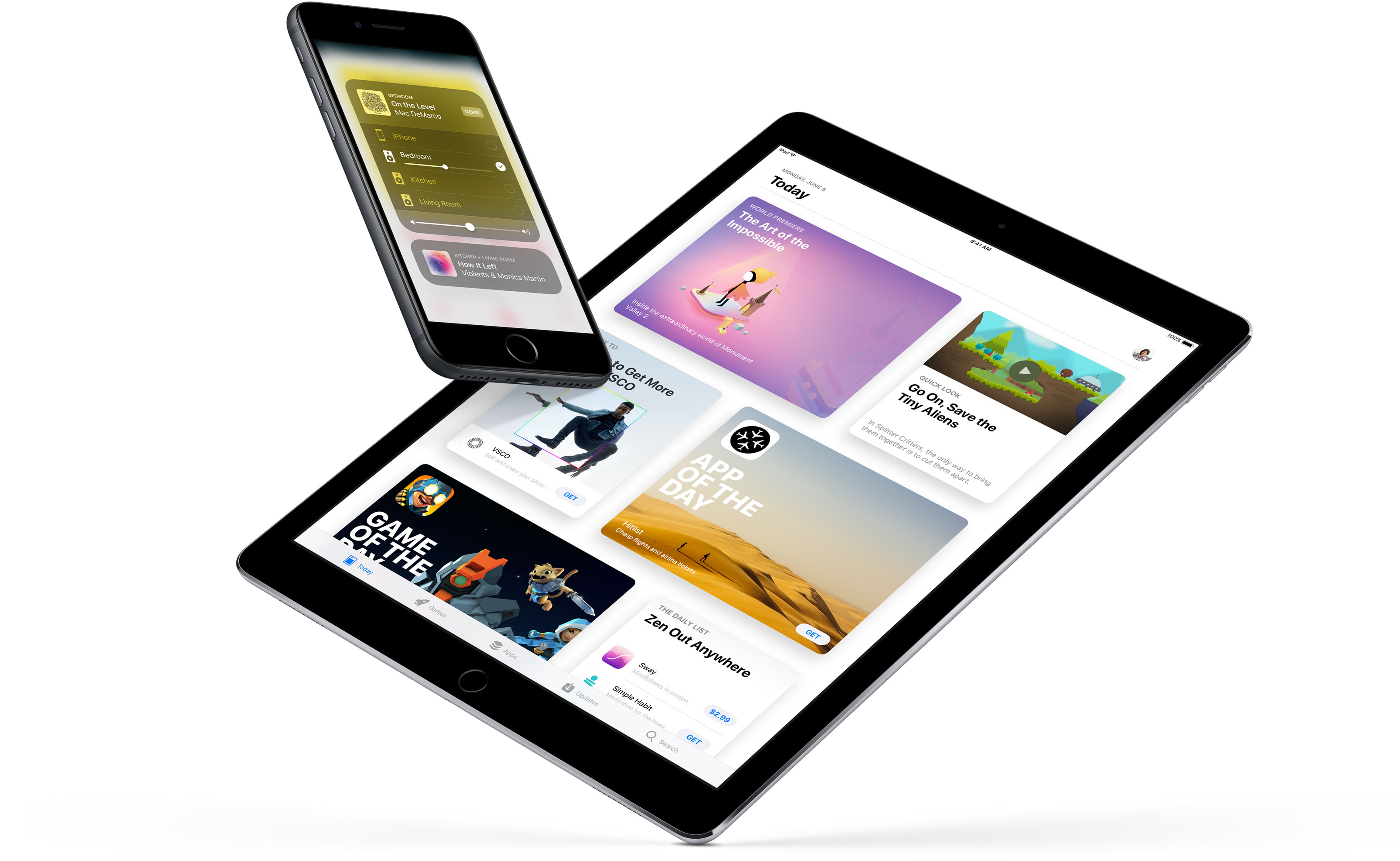 Apple Unveiled list of all-time Top iPhone and iPads Apps