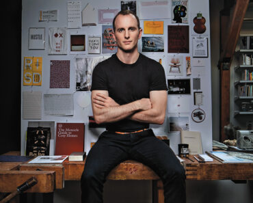 Inspirational Story from Joe Gebbia,the Co-Founder of AirBnB
