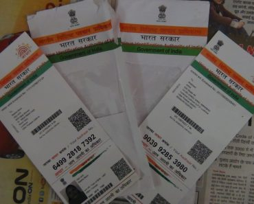 Aadhaar Necessary To Open Bank Accounts