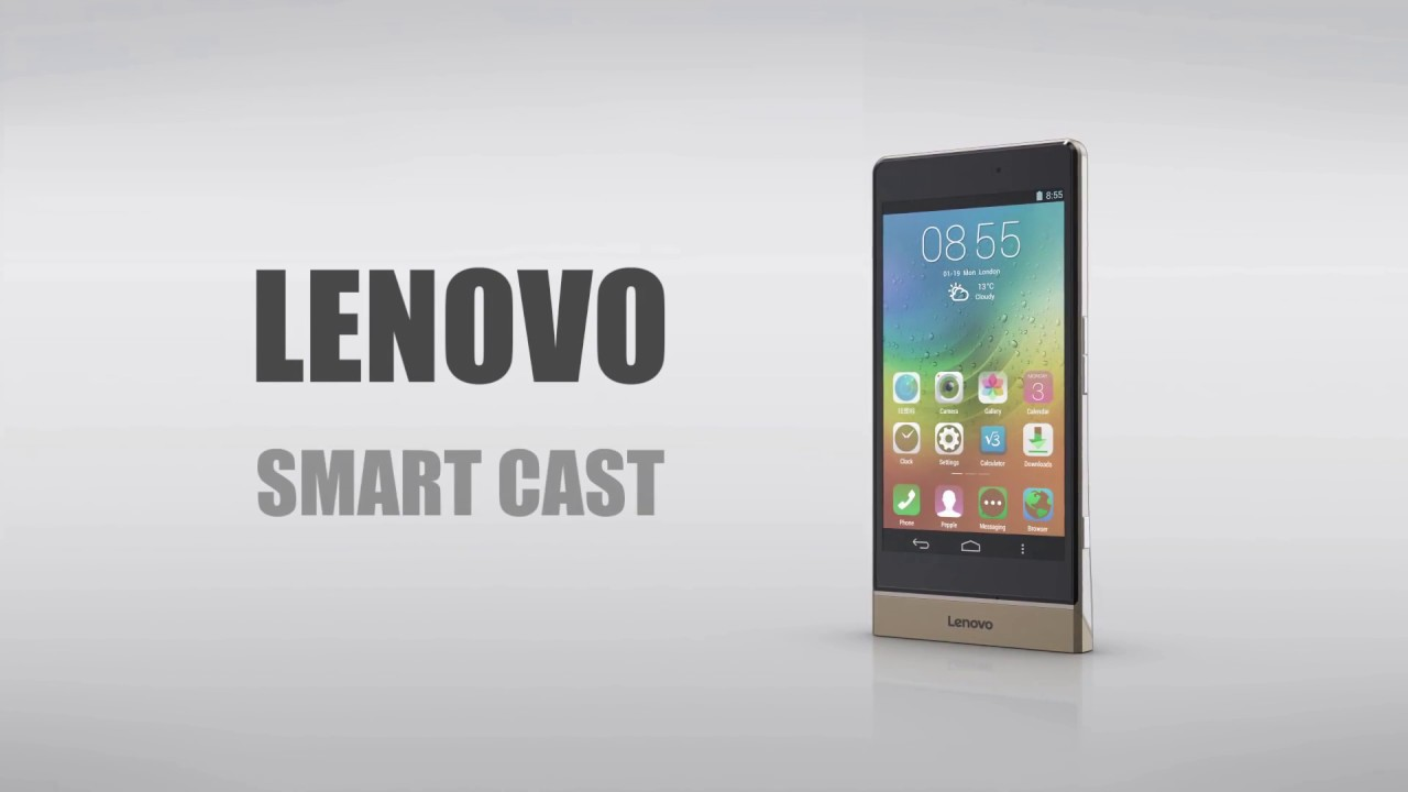 Lenovo Smart Cast Laser Project
