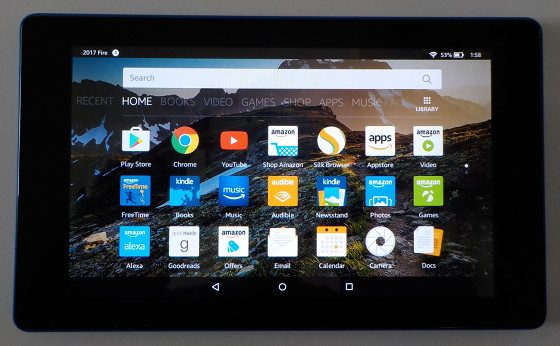 Tablet App Store Android
