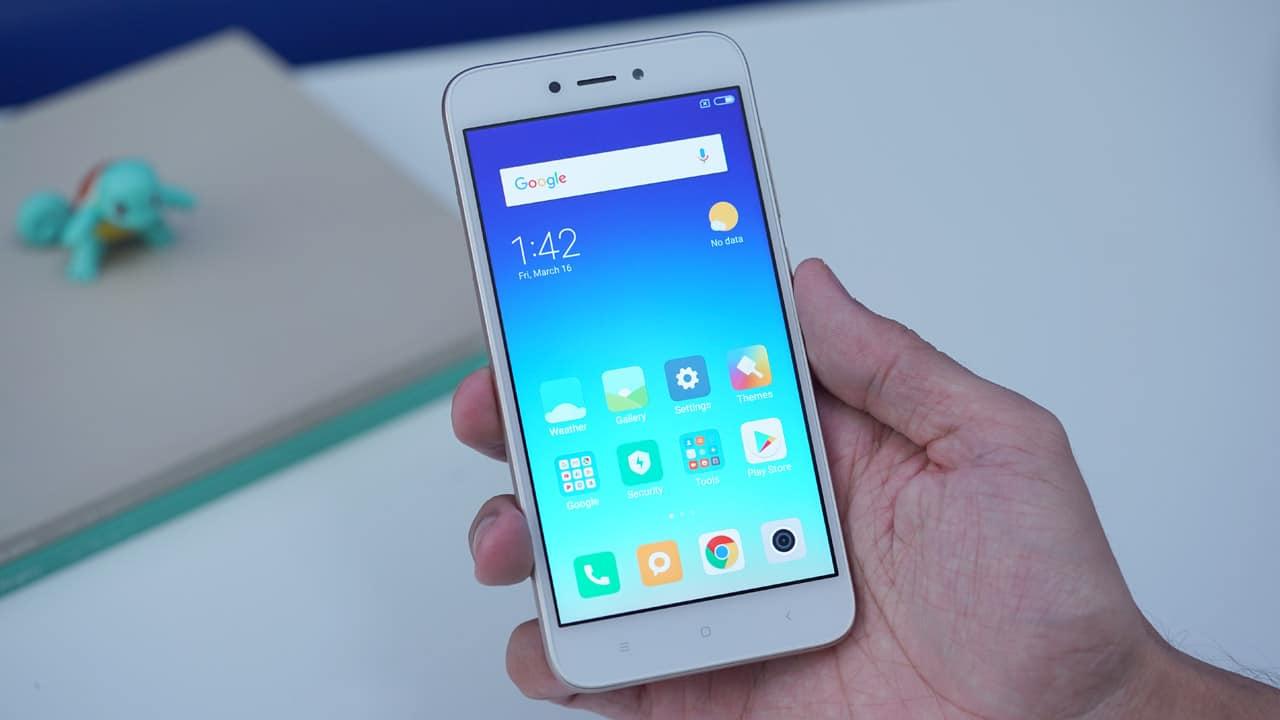 Xiaomi Redmi 5A - Best Phones Under Rs 10,000