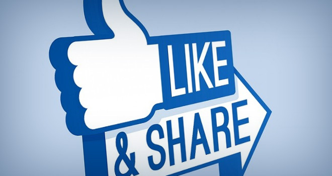 like-en-share - How To Increase Facebook Page Reach