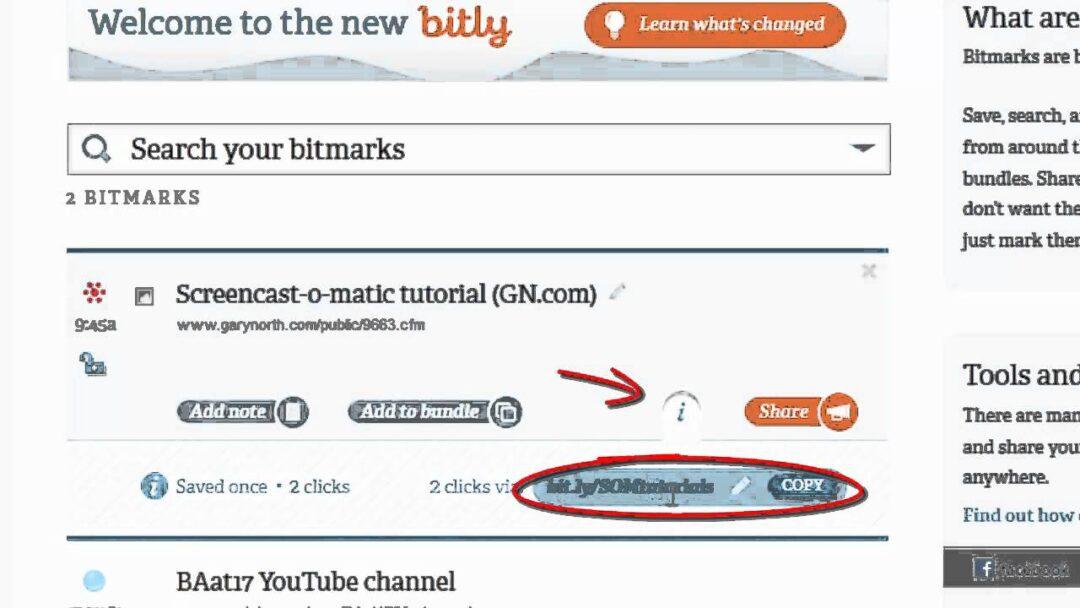 bit.ly - Social Media Tools For Marketing