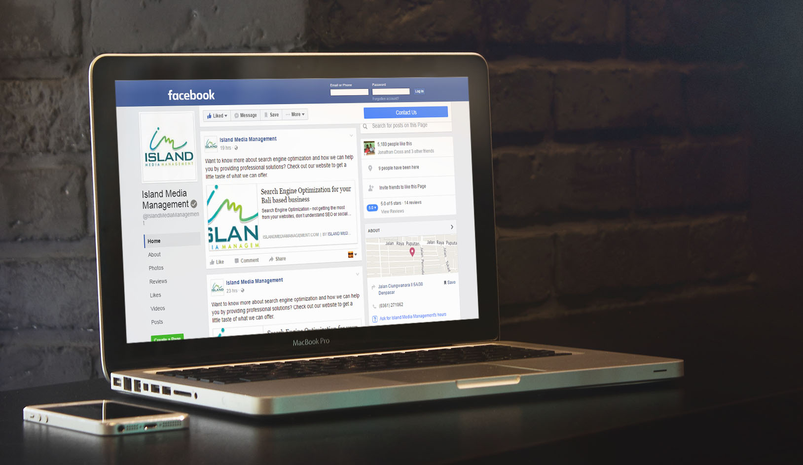 promote your brands and services - How To Increase Facebook Page Reach