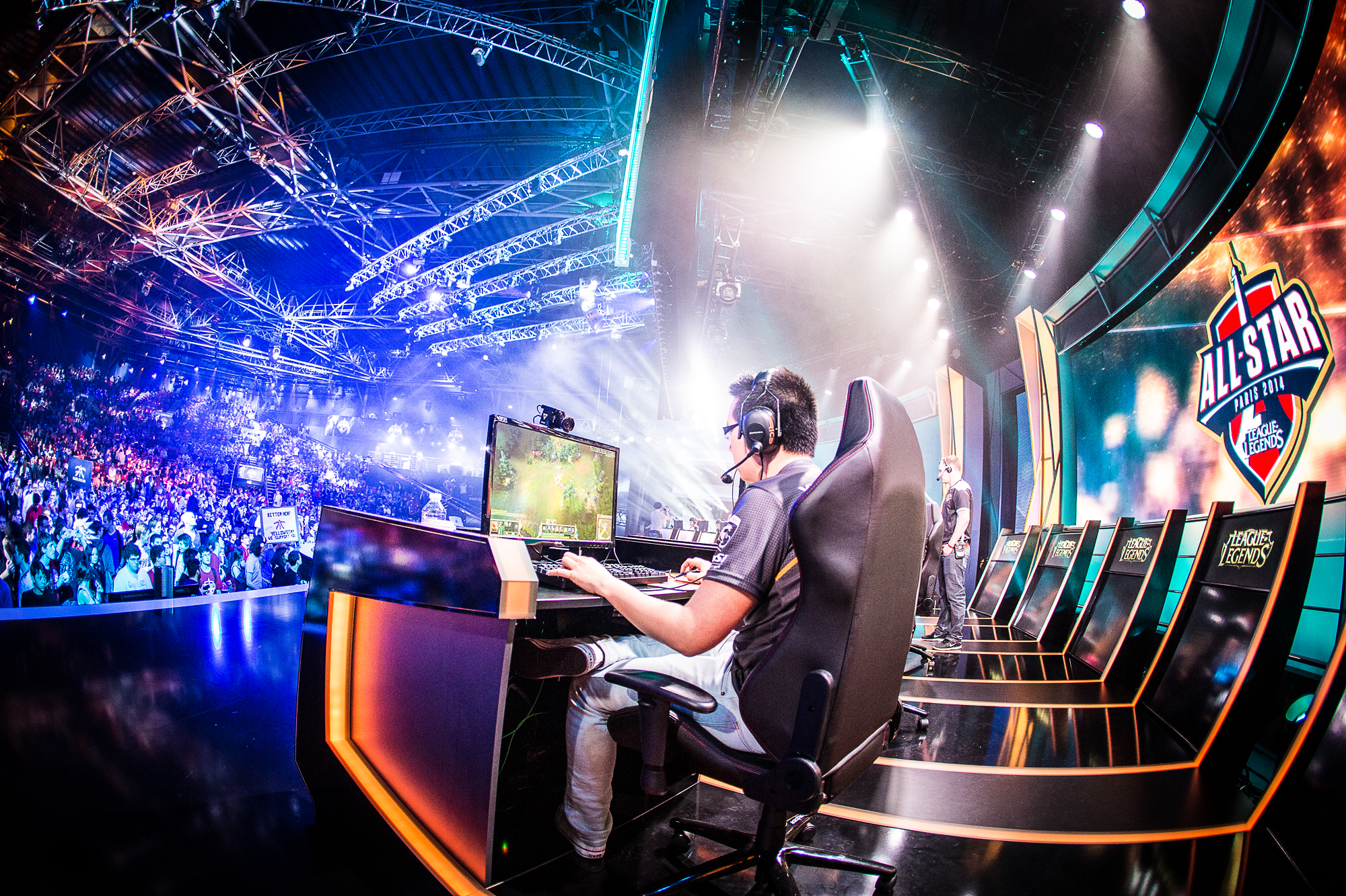 Substantial Increase In eSports
