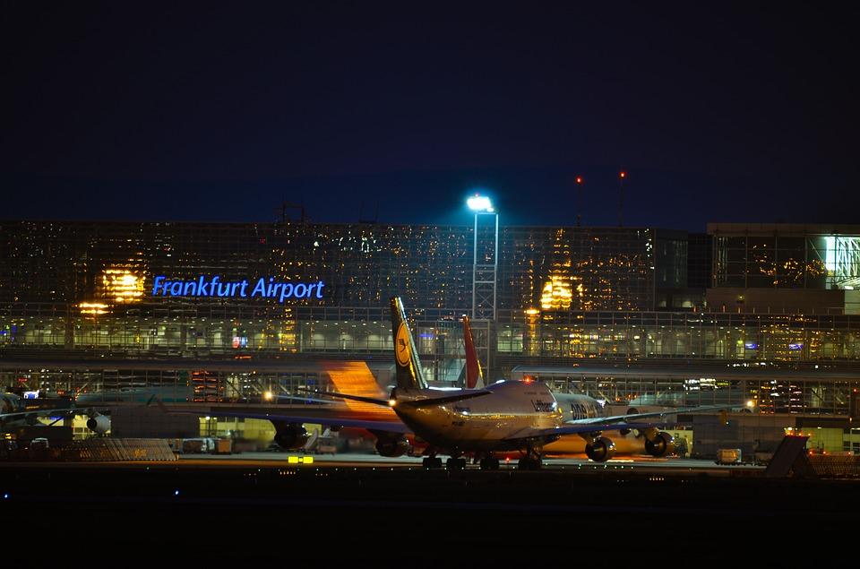 Lufthansa - Frankfurt