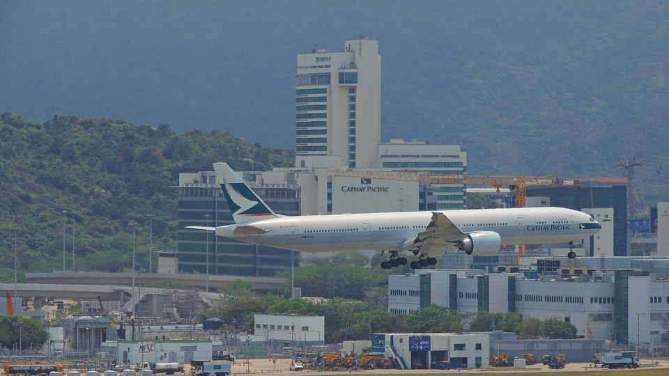 Cathay Pacific - HK