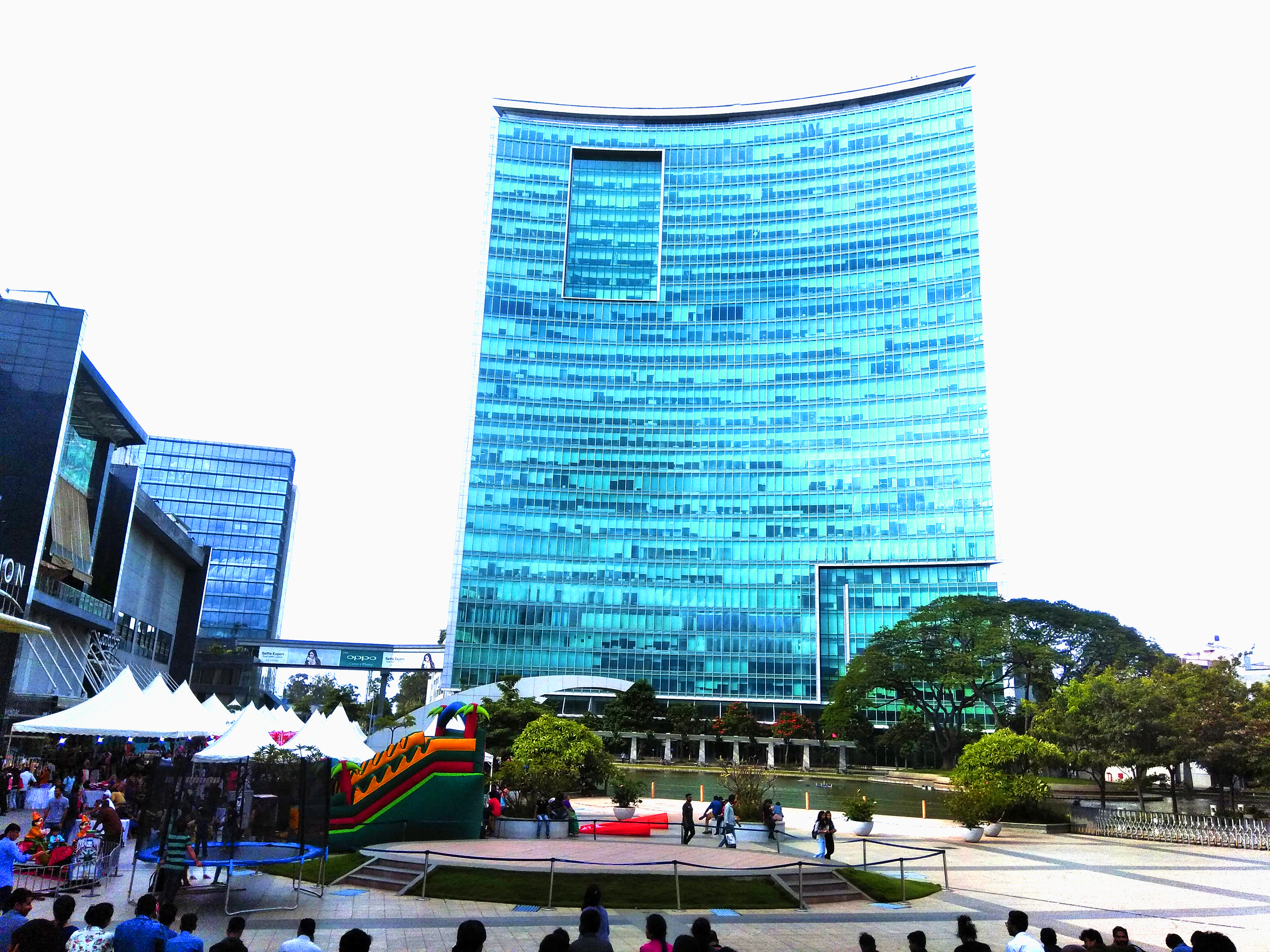 World_Trade_Center_Banglore - Amazing Architecture Near Bangalore
