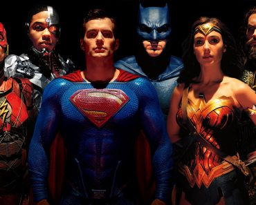 Watch Movie Justice League This Weekend On Amazon