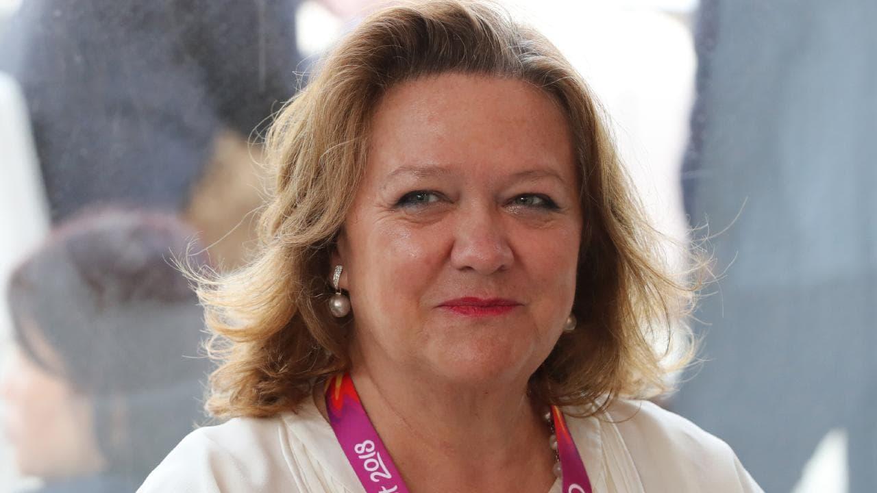 30.Gina Rinehart