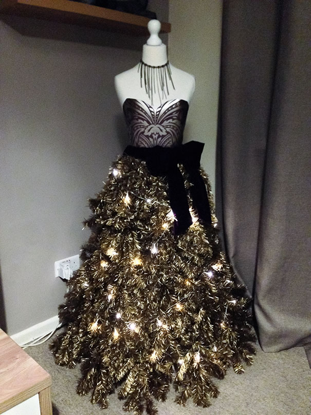 37. My Wife's Christmas Tree Alternative