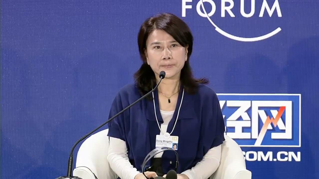 Mingzhu Dong