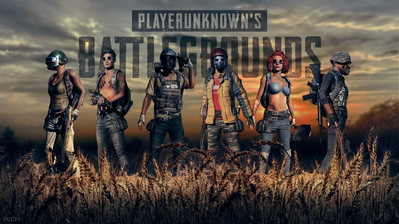 Playerunknown's Battlegrounds_7