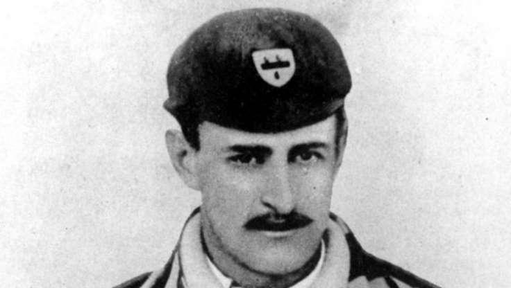 Highest score in Test debut innings - Reginald 'Tip' Foster
