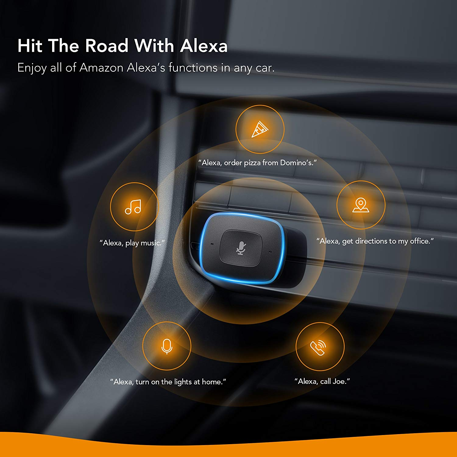 Roav VIVA by Anker USB Car Charger