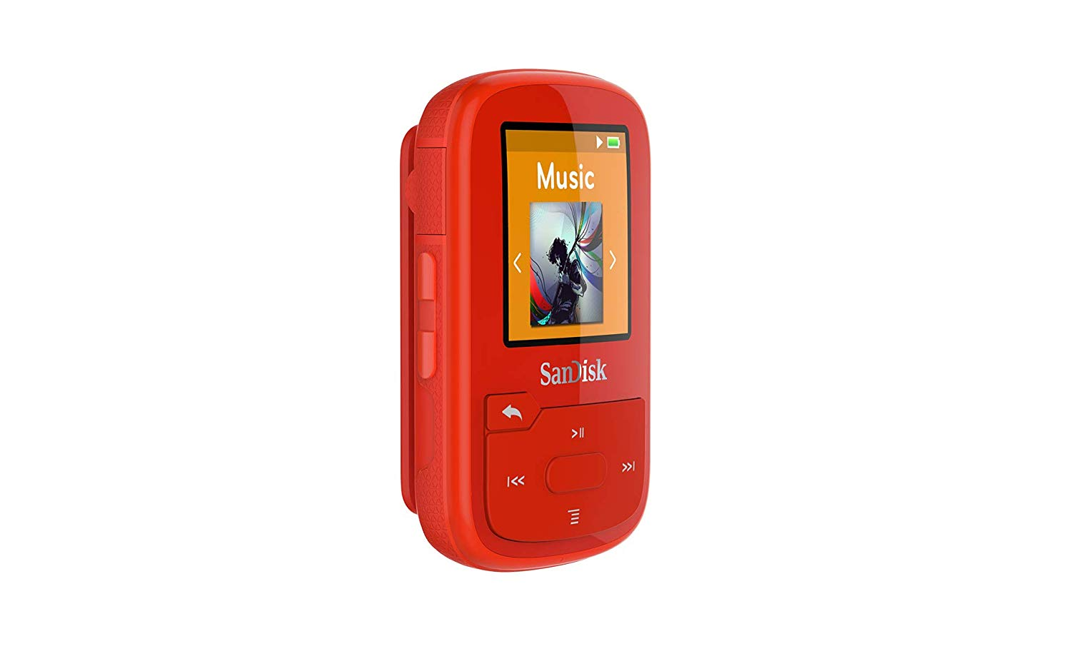 SanDisk 16GB Clip Sport Plus MP3 Player