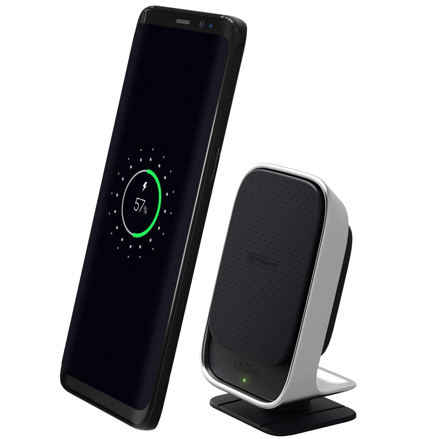iOttie iTap Qi Fast Charging Wireless Magnetic Car Mount