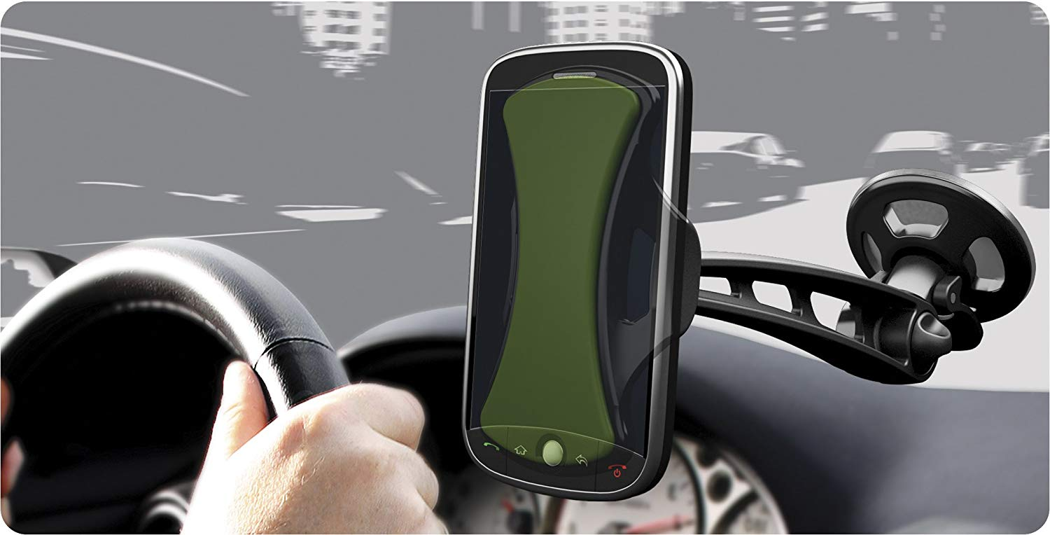 Clingo Universal Hands-Free Car Mount