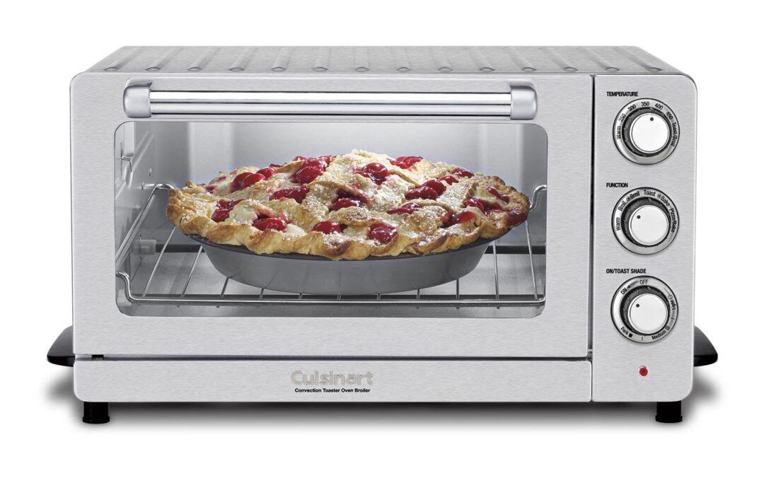 Cuisinart TOB-60N1 Toaster Oven Broiler
