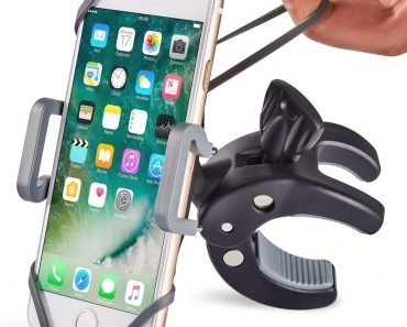 Metal Bike & Motorcycle Phone Mount