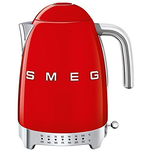 Smeg Variable Electric Kettle KFL04 RDUS