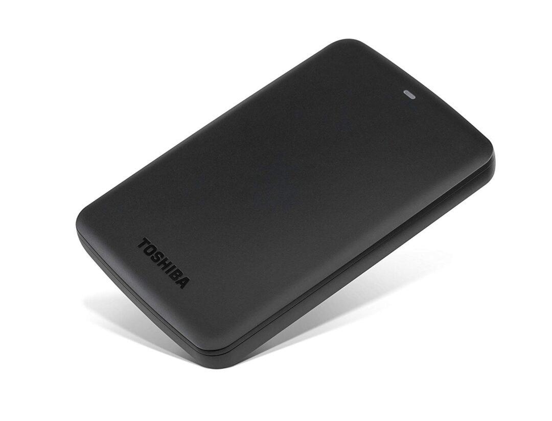 Toshiba Canvio Basics 1TB Portable Hard Drive