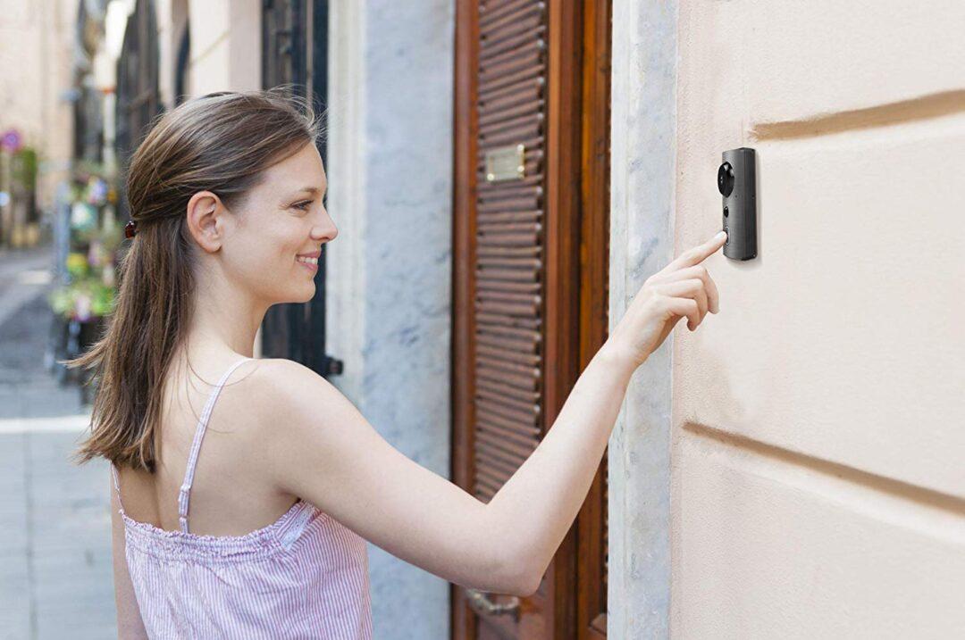 Zmodo Greet - Smart WiFi Video Doorbell