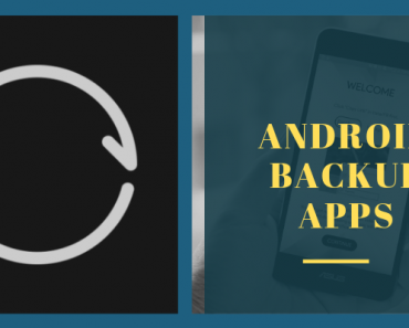 Android Backup Apps