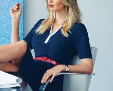 Candid Photos Of Ivanka Trump