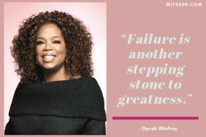 – Oprah Winfrey