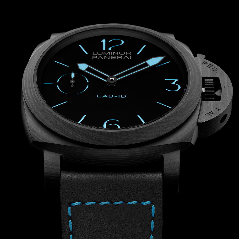 Panerai Lab-Id Luminor 1950 Carbotech™ 3 Days