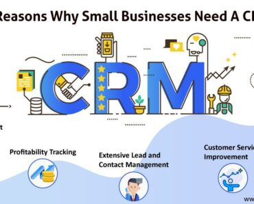 Small Businesses Need A CRM