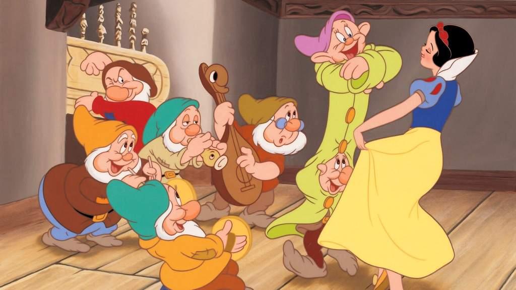 "Watch Movie ""Snow White And The Seven Dwarfs"""
