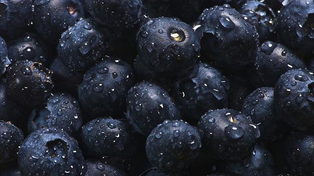 10. Berries