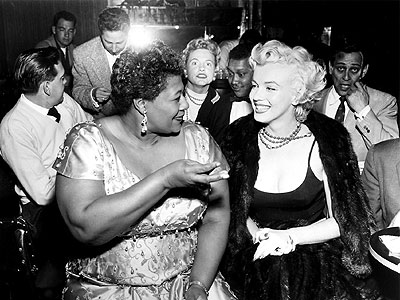 18. Ella Fitzgerald denied a gig at the Mocambo night club in 1954 because she was black
