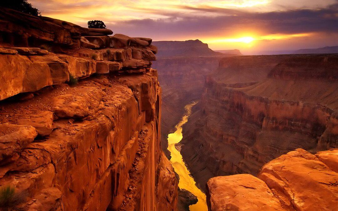 19. The Grand Canyon, USA