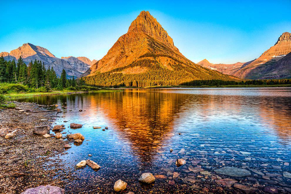 24. Mount Grinnell, Glacier National Park, Montana
