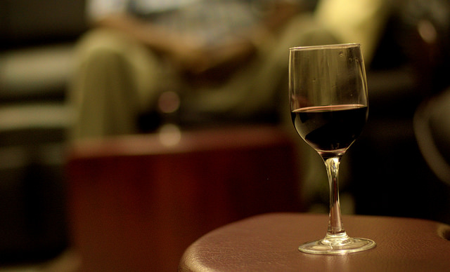 4. Red Wine