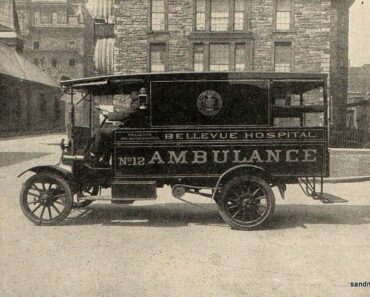 Vintage Ambulance Photos