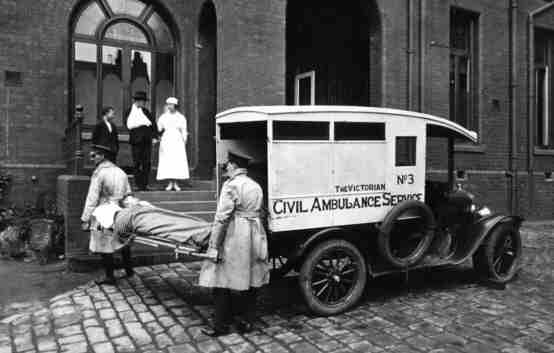 Ambulance 12