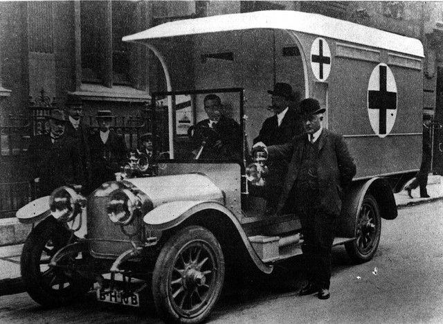 Ambulance 8