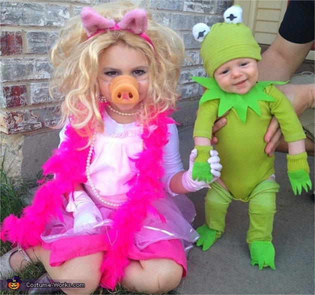 scary halloween costumes for kids