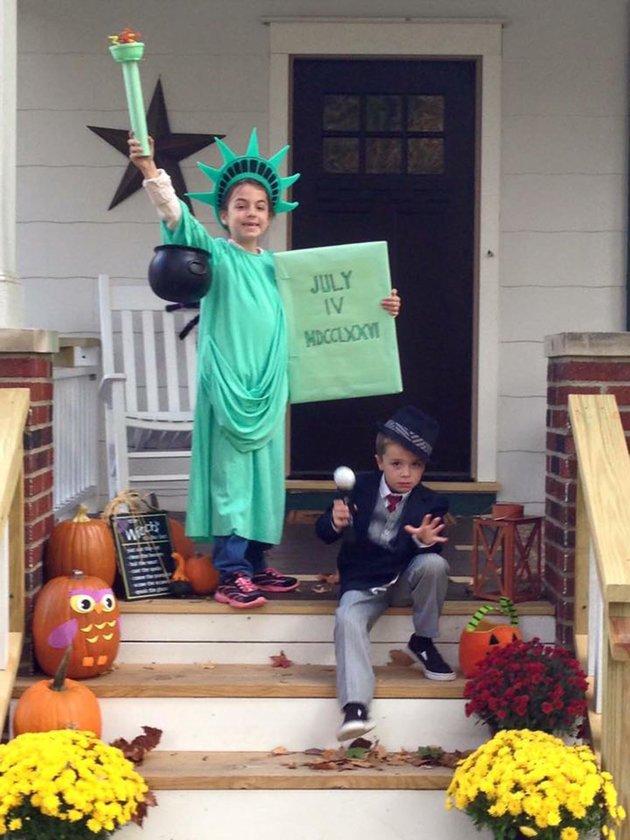 easy halloween costumes