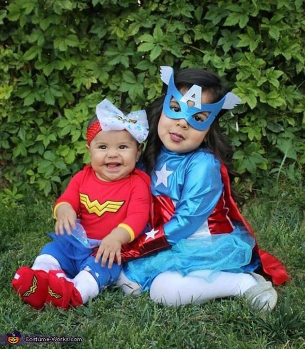 cool halloween costumes for kids girls