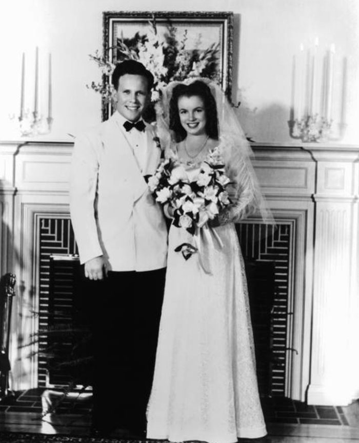 Marilyn Monroe marriage