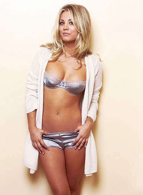 kaley cuoco leaked photos