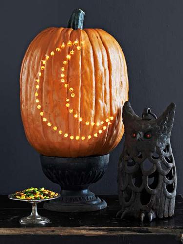 halloween pumpkin create