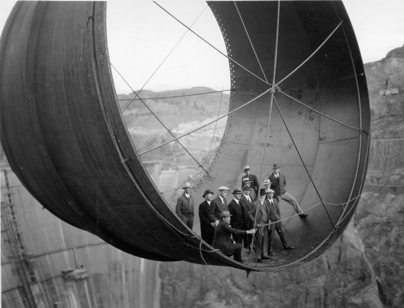 Hoover-Dam-Vintage-Pictures