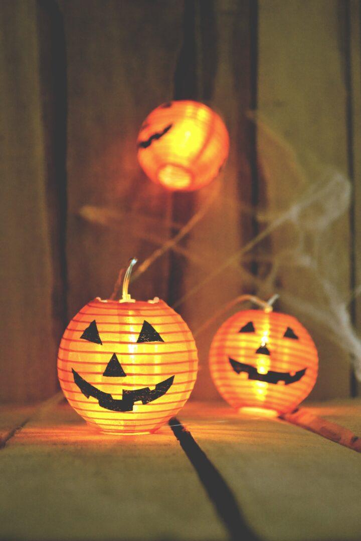 halloween puns words